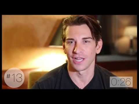 20 Questions in 2 Minutes with Broadway's Andy Karl
