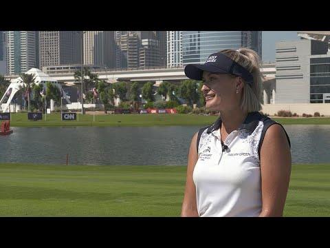 Dubai e la passione per il golf, anche al femminile