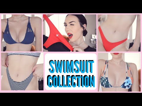 Swimsuit Haul & Try On | Sydney Carlson