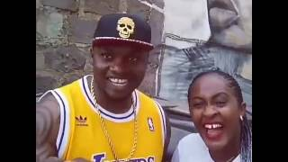 """Khaligraph freestyle with me. """"Ade. Freestyle"""""""
