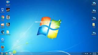bina shortcut my computer ko desktop per kase laye