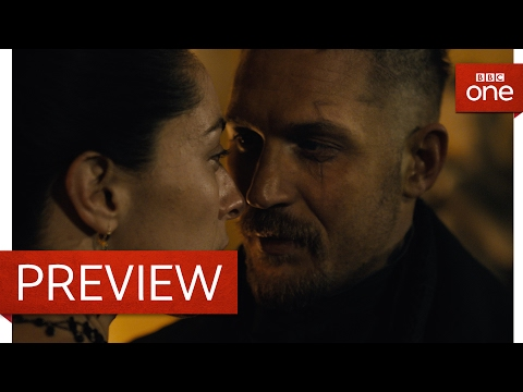 James meets Zilpha in the garden - Taboo: Episode 4 Preview - BBC One
