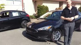 2015 Ford Focus options for Nickole!