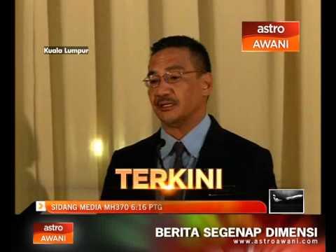 Sidang Media Pemangku Menteri Pengangkutan hari ke-47