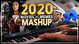 2020 Movies & Memes Epic Piano Mashup/Medley (Piano Cover)