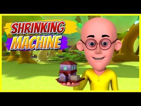 Motu Patlu | Motu Patlu in Hindi | 2019 | Shrinking Machine thumbnail