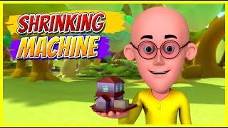 Motu Patlu | Motu Patlu in Hindi | 2019 | Shrinking Machine