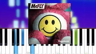 Baixar McFly - Happiness (Piano Tutorial)