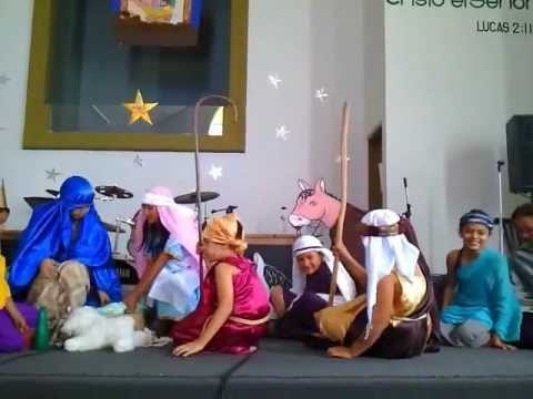 Drama navidad ni os pibba 2012 youtube for Imagenes de estanques para ninos