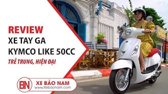 XE TAY GA KYMCO LIKE 50CC ► Xe Bảo Nam Chuyên phân phối xe máy,xe điện nhập khẩu