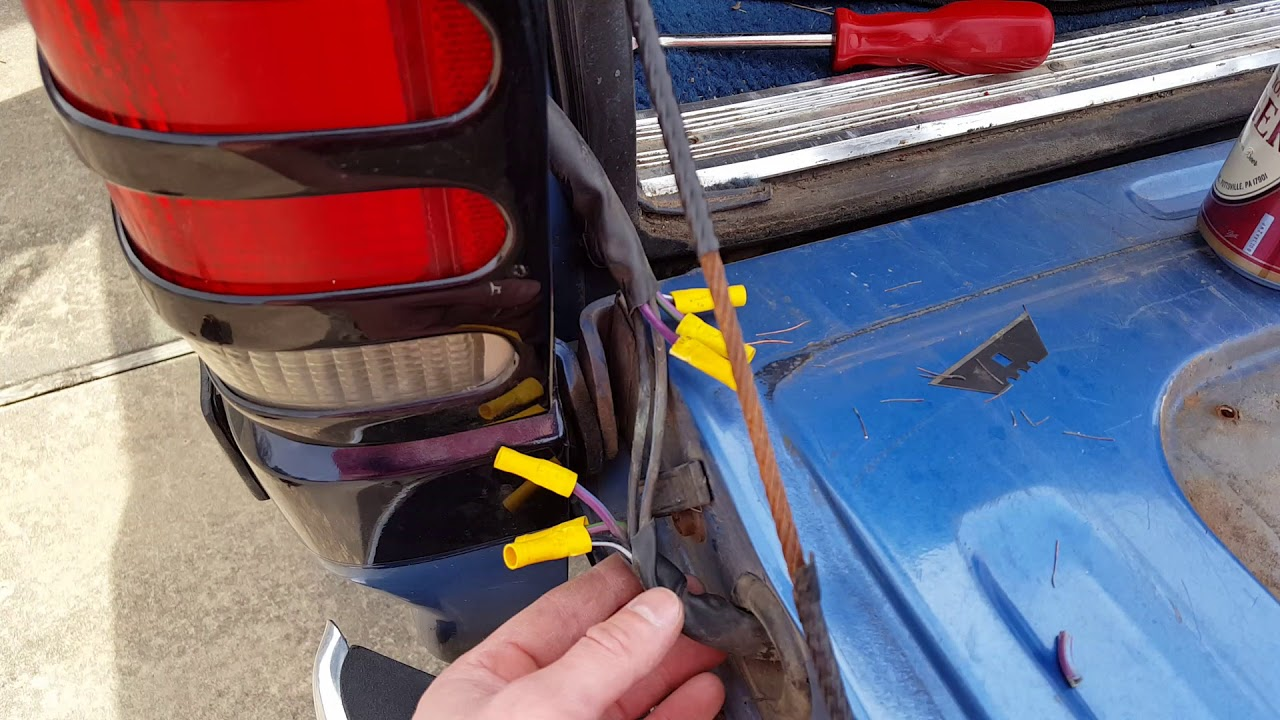 Ford Bronco Rear Window Fix - YouTube on 86 bronco parts, 86 bronco vacuum diagram, 86 bronco eec pin, 87 bronco wiring diagram,