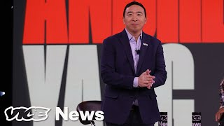 Andrew Yang Says Joking About Asians Being Good at Math Is Not a 'Bad Thing'