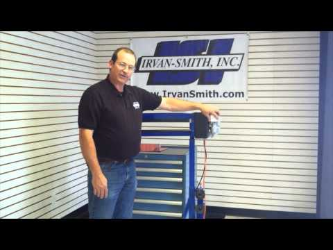 Irvan-Smith Video Series - Bead Roller Features