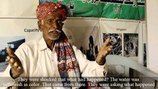 Muhammad Usman - 1945 Makran Tsunami Eyewitness Interview
