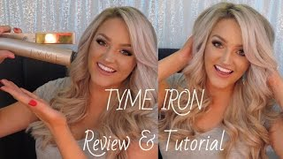 TYME IRON | Review & Tutorial