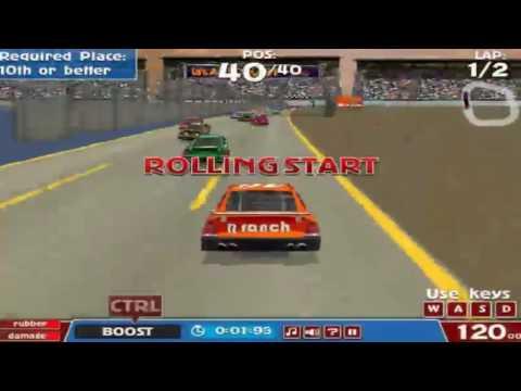 Play American Racing  Flash Game Online