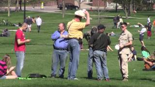 Open Carry - The Ohio State University - 04/19/2014