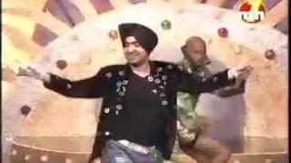 Hoya ki je nachdi di baan phar lye - Diljit Singh