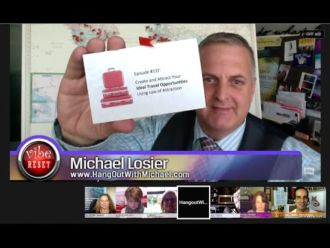 Episode #137 Create and Attract Your Ideal Travel Opportunities Using Law of attraction