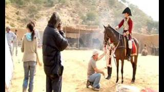 Toby Stephens - Behind the Scenes of Sharpe's Challenge