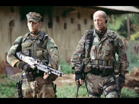 American Swat Soliders Hero  Special Bruce Willis, Adventure Movies Hollywood 1080p
