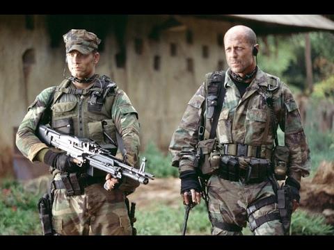American Swat Soliders Hero   Special Bruce Willis, Adventure Movies Hollywood [1080p]