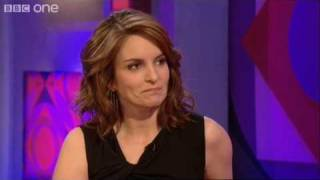 Tina Fey's Sarah Palin Impression - Friday Night with Jonathan Ross - BBC One
