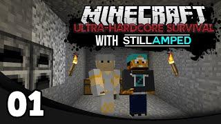 Minecraft Ultra-Hardcore Survival - Ep. 1: New Challenges Await
