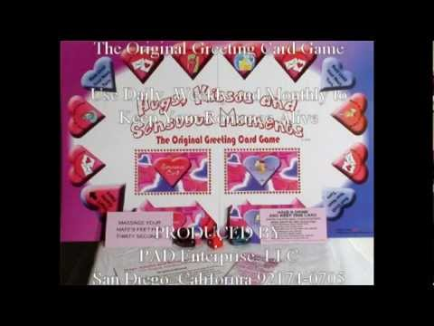 Hugs and kisses greeting card game commercial youtube hugs and kisses greeting card game commercial m4hsunfo