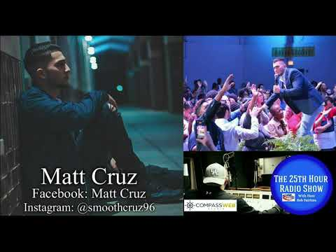 Matt Cruz - Evangelist - RiseUp Movement  - Enlisted Soldier In The Army Of The Living Savior