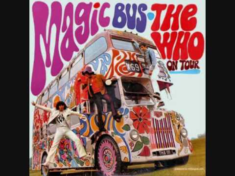 The Who-The Song Is Over [*Who's Next*]