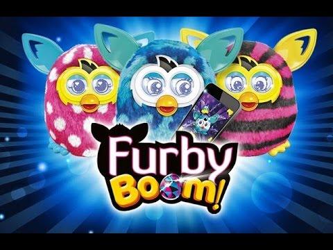 Игрушка Малыш Ферблинг детеныш Ферби Furby Furbling Сreature .