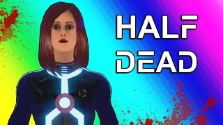 Half Dead Funny Moments - I Can't Win!