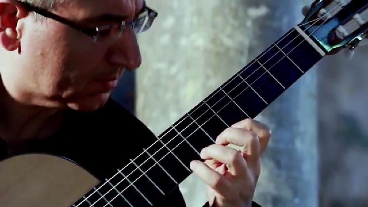 CampanusGuitarTrio plays Domenico Scarlatti - Sonata K462