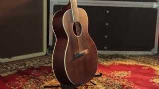 The Brownstone LH-204-BR Small Body Acoustic