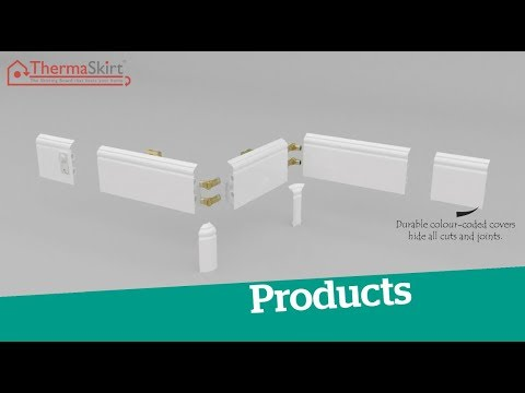 Skirting Board Heating The Alternative To Radiators And