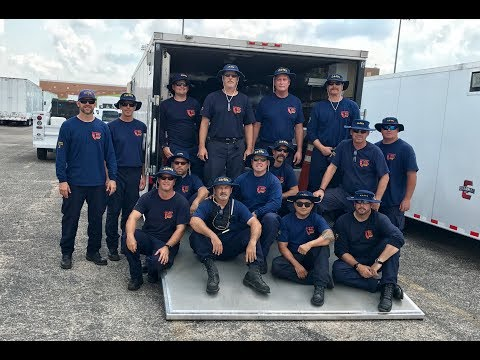 INSIDE LOOK: Search and Rescue Teams head to Hurricane Harvey
