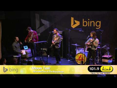 Moon Taxi - Interview (Bing Lounge)