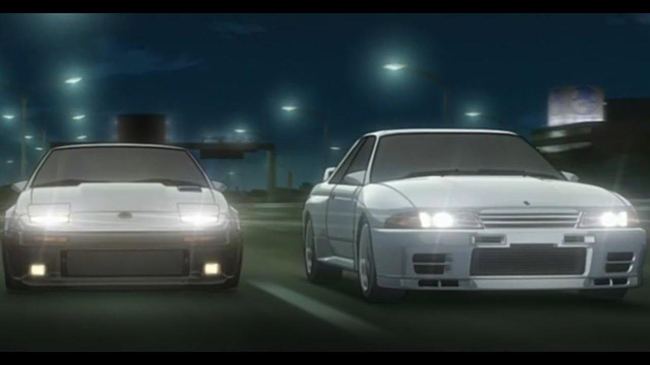 2017 Toyota Supra >> Wangan Midnight | Race Highlights Ep.5-10 - YouTube