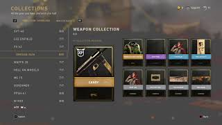 COD WW2 All Collections Completed