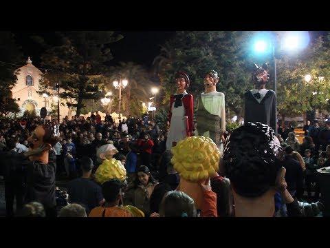 Salida Golfa De La Charamita - Fiestas Patronales 2018 - Torrevieja