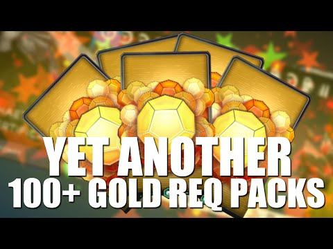 Halo 5 - Yet Another 100+ Gold REQ Pack opening ($300+ worth) w/ GaLm