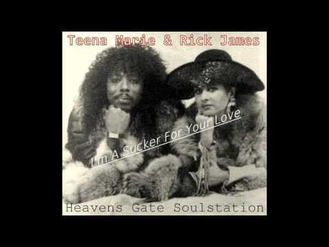 Teena Marie ft. Rick James - I'm Just A Sucker For Your Love HQ+Sound