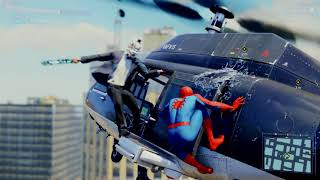 Marvel's Spider-Man - Catching a flight