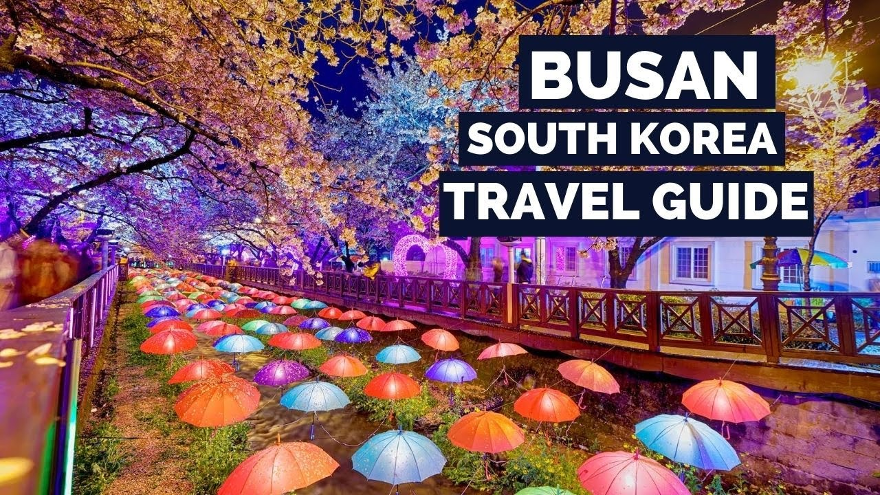 Download Ultimate BUSAN Day Trip Travel Guide - How to Travel Busan South Korea