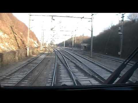 Voyage en cabine à bord du TER Boulogne - Calais