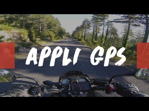 TEST DE L'APP DE NAVIGATION SCENIC MOTO TOURING, LE GPS POUR MOTO #REVIEW 4