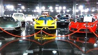 Tiriac Collection 2016 - LaFerrari, 918, 458 Speciale Aperta, F12, 16M & more!