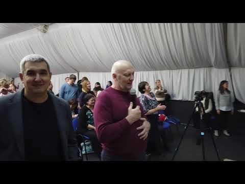 "4 года Церкви ""До края земли"" Пьем мы... Уфа 10.11.2019"