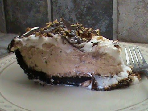 My Version - Peanut Butter Pie